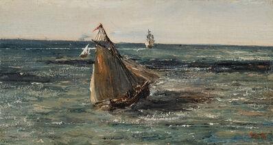 Théodore Rousseau, 'Seascape', ca. 1830