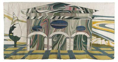 Nanda Vigo, 'A wool tapestry', 1992