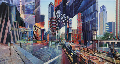 Nathan Walsh, 'Hudson Yards', 2019