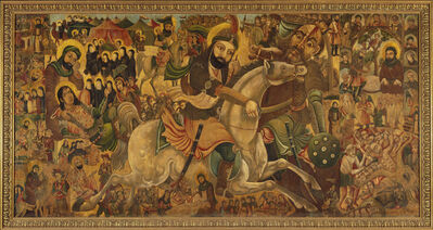 Abbas Al-Musavi, 'Battle of Karbala', Late 19th-early 20th century