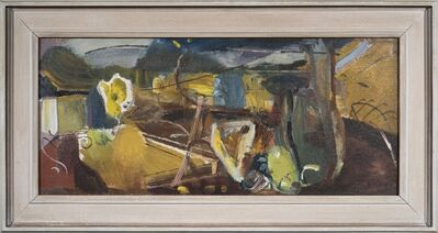 Ivon Hitchens, 'Yellow Autumn from a Terrace', 1948