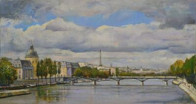 Lawrence Kelsey, 'Paris Sky', 2014
