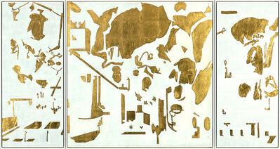 Koen Deprez, 'Annunciation Phase 1: Robert Campin - Mérode triptych', 2013-2014