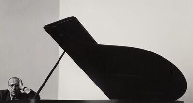 Arnold Newman, 'Igor Stravinsky, New York City', 1946