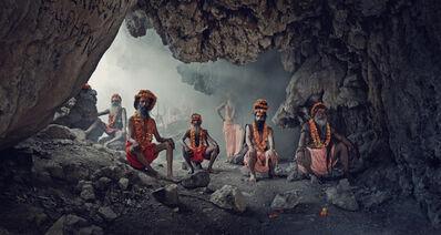 Jimmy Nelson, 'XXIV 1, Cave, Haridwar, India', 2016