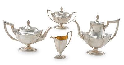 Gorham, 'Gorham Sterling Silver Tea & Coffee Service', 1958