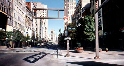 Robert Gniewek, 'Woodward Ave., Detroit', 2002