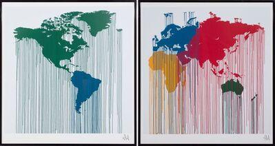 Zevs, 'Global Liquidation', 2015