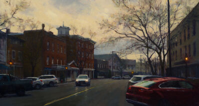 Carl Bretzke, 'Main Street, Sag Harbor', 2020