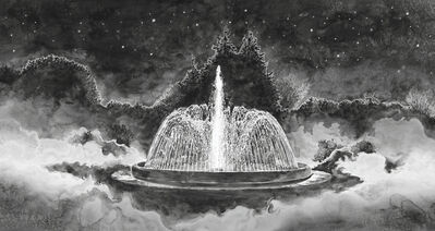 Hans Op de Beeck, 'The Fountain', 2020