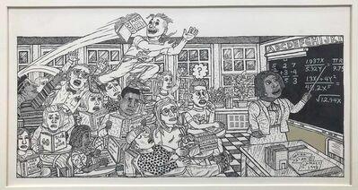 Mark Alan Stamaty, 'Classroom', 1993