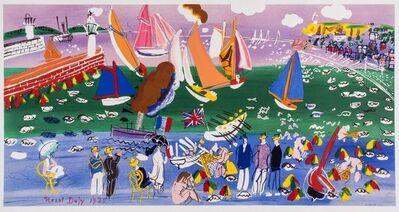 Raoul Dufy, 'La baie de Sainte-Adresse', 2004