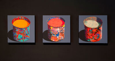 Stéphane Braud, 'Breathing Colours (Set of 3) ', 2020