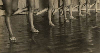 Ilse Bing, 'Laban Dance School, Frankfurt', 1929
