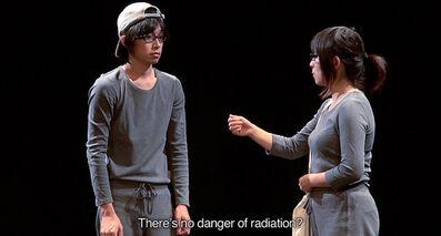 Tadasu Takamine, 'Japan Syndrome -Kansai version', 2012