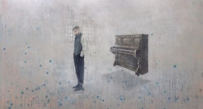 Federico Infante, 'The pianist',