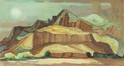 Doel Reed, 'Spring Storm ', 1980