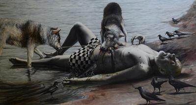 Robert Bielik, 'ON THE BANK OF SILENT RIVER', 2015