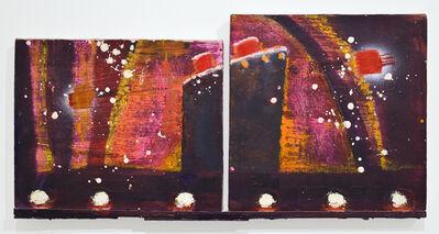 Katherine Bradford, 'Ocean Liner 2 Parts', 2014