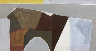 Wilhelmina Barns-Graham, 'White Cone', 1953