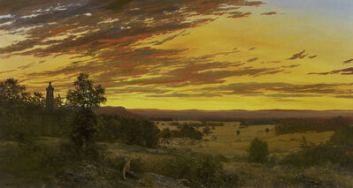 Erik Koeppel, 'Sunset from Little Roundtop, Gettysburg', 2018