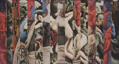 Ellen Wallenstein, 'Blasphemy (Fouquet / Benton)', 2014