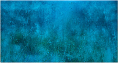 CHEN ZHENG-LONG 陳正隆, 'Rainy Lotus 雨荷', 2018