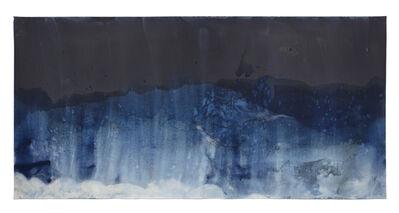 Meghann Riepenhoff, 'Littoral Drift #1336 (South Beach, FL 02.28.19, Five Waves + Sunscreen, Buried in Sand)', 2019