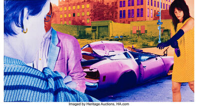 Sandy Skoglund, 'The Value of Wasted Time, from True Fiction series', 1986