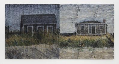 Jennifer Losch Bartlett, 'Amagansett Diptych # 3', 2007-2008