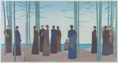 Will Barnet, 'Spring Morning	', 1985