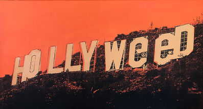 Lucien Smith, 'Untitled (Hollyweed)', 2020
