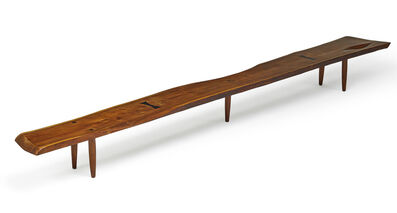 Phil Powell, 'Long bench', 1960s