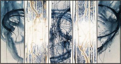 Michael Kessler, 'Aspenblue (2)'