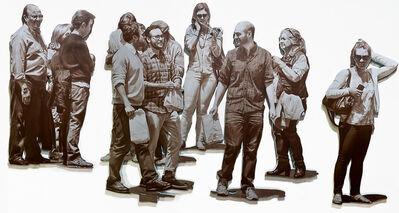 John Miller, 'Lunch Bags', 2013