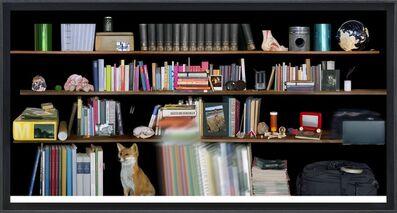 Edgar Leciejewski, 'Scene in a Library', 2019