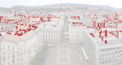 Miguel Ángel García, 'In-dependencias XX. Budapest', 2011