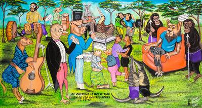 Cheri Benga, 'L'anniversaire du Roi Simba', 2015
