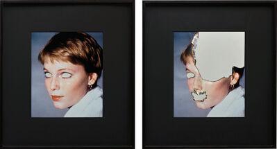 Douglas Gordon, 'Self-Portrait of You and Me (Mia Farrow Diptych)', 2006