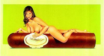 Mel Ramos, 'Hav-a-Havana#5', 2002