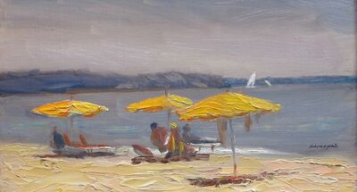 Nelson White, 'Crescent Beach', 2013