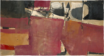 Richard Diebenkorn, 'Untitled', 1952
