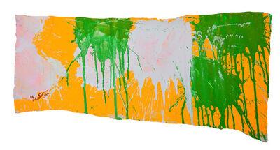 Ushio Shinohara, 'Green and White on Sunflower', 2015