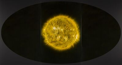 Giles Alexander, 'I am part of the sun as the eye is part of me', 2012