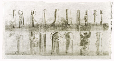Harry Bertoia, 'Untitled (#722)', ca. 1950
