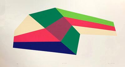 Paul Reed, 'Zig-Field', 1970