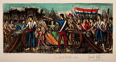 Bernard Buffet, 'La Prise de la Bastille', 1978