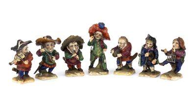 Bohne & Sons, 'Orchestra of seven dwarfs'