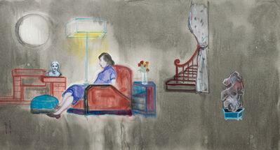 Zheng Zaidong, '常德公寓内的女人 Woman at Eddington House', 2016