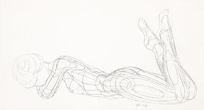 Alfred Czerny, 'Akt, Liegend (Nude, Lying)', 1986
